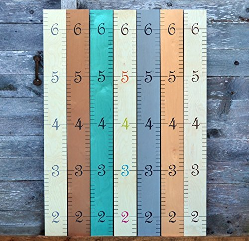 Growth Chart Art Hanging Multicolor product image