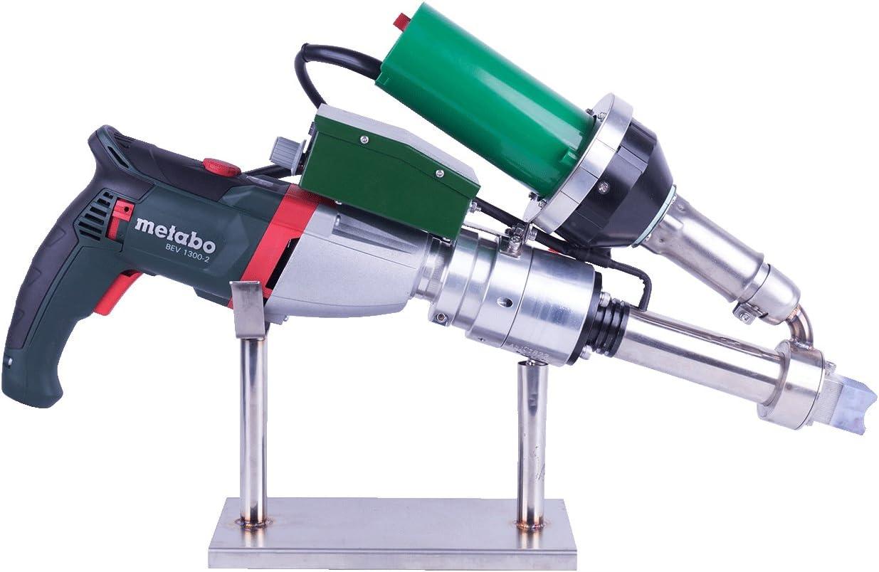 Lesite Plastic Hand Extrusion Welder Machine Gun Lst610a For Welding Hdpe Pp Pvdf Amazon Com