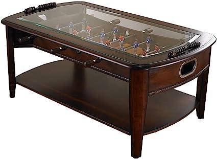 Amazon Com Chicago Gaming Signature Foosball Coffee Table Sports