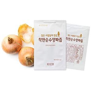 [Palm Joe Food] Onion Juice 1Box X 100 Pack / Gift/Health Food/Pack/Bundle/Health Drink/Diet foods/Parents Gift/Vegetable