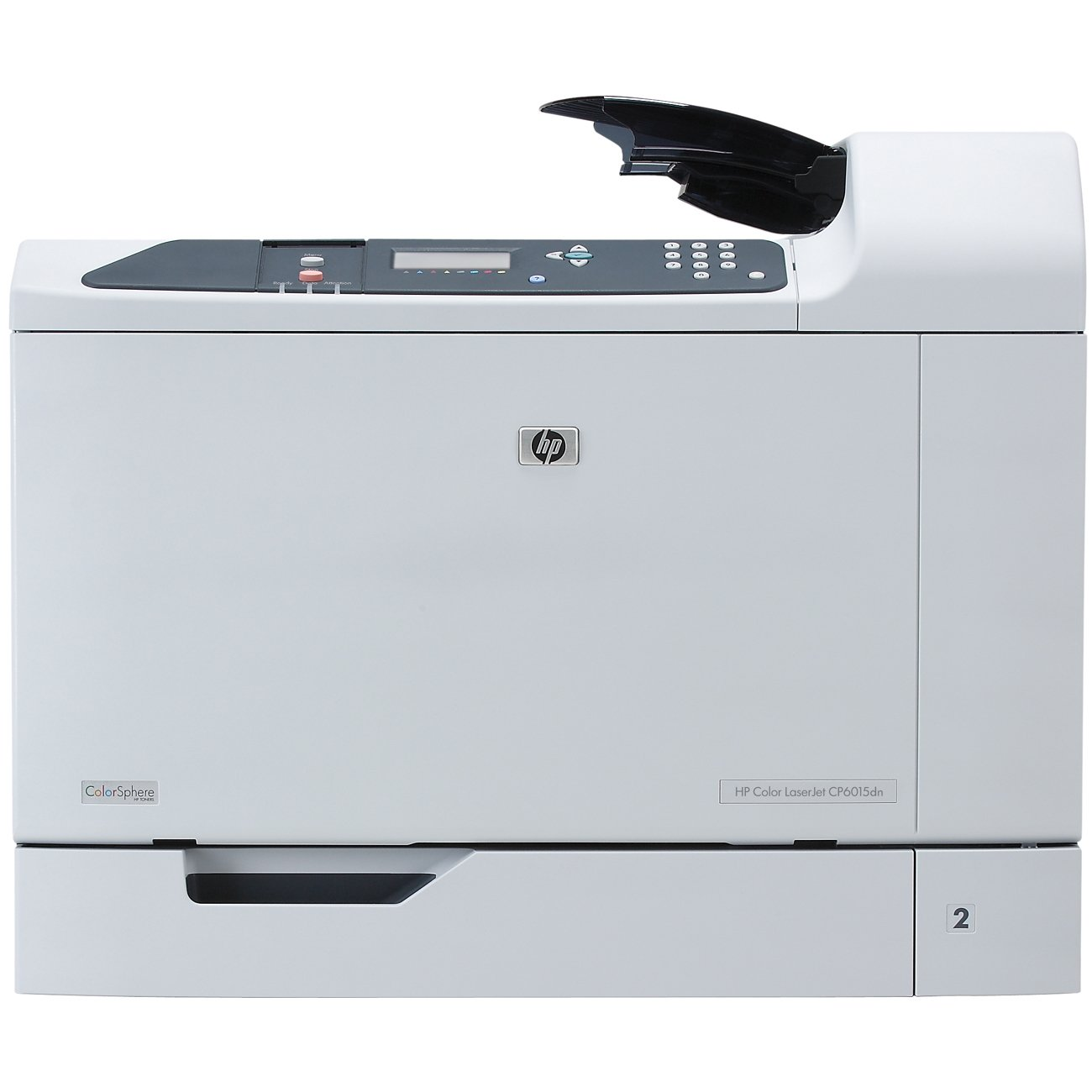 Amazon.com: HEWQ3932A - HP Color LaserJet CP6015DN Laser Printer:  Electronics