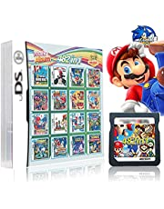 $20 » 482 in 1 Game Cartridge , DS Game Pack Card Compilations, With Mario & Sonic Series, Super Combo Multicart for DS, NDSL, NDSi, NDSiLL/XL, 3DS, 3DSLL/XL, New 3DS LL/XL, 2DS, New 2DS LL/XL