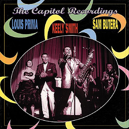 Capitol Recordings by Prima, Louis