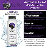 Hot Tub Things Metal Out 16 Ounce - Prevent