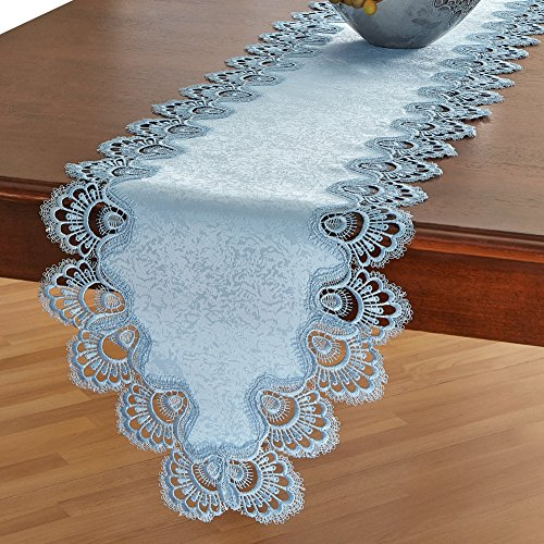 Crochet Kitchen Table Linens Runner