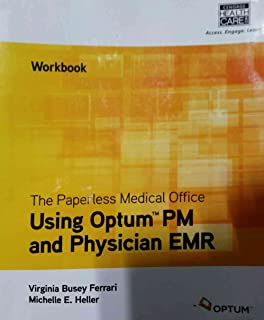 Workbook for pharmacology principles and applications a worktext the paperless medical office workbook using optum pm and physician emr fandeluxe Choice Image
