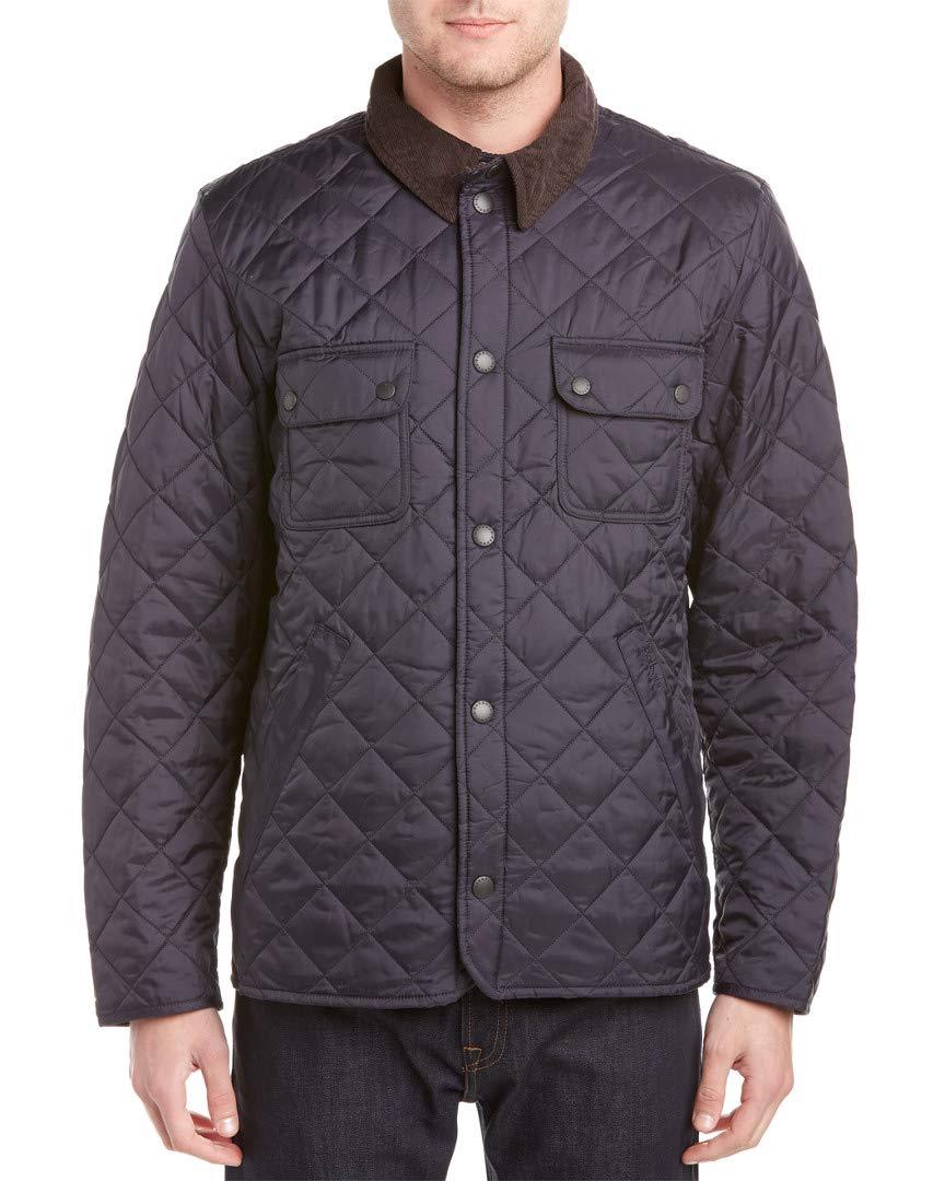 Barbour Mens Tinford Jacket, M, Blue