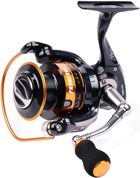 SHZJ 4.4: 1 All-Metal Ligero Carrete De Pesca 7 Rodamiento De ...