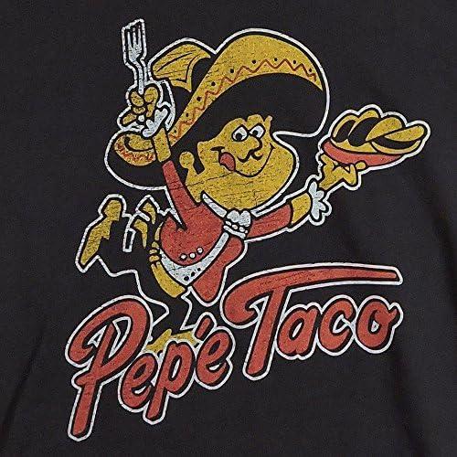 Peoria Bygone Brand Retro Tees Pepé Taco T-shirt