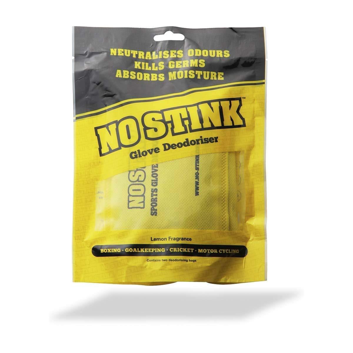 No Stink Sports Glove Deodouriser Yellow