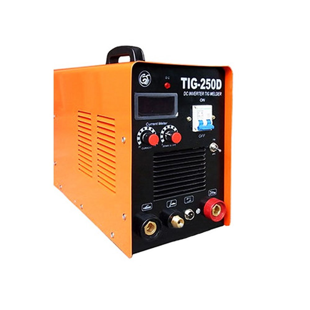 <br /> アーク・TIG兼用 インバーター溶接機 TIG-250D