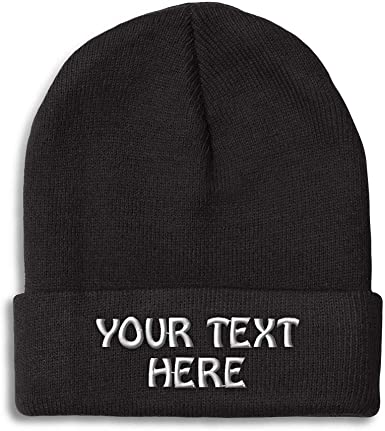 Youre My Person Men/&Women Warm Winter Knit Plain Beanie Hat Skull Cap Acrylic Knit Cuff Hat