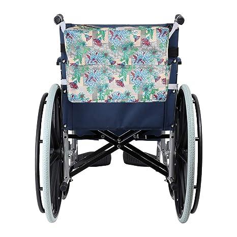 QEES Bolsa para silla de ruedas, bolsa lateral para silla de ...