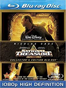 Cover Image for 'National Treasure'