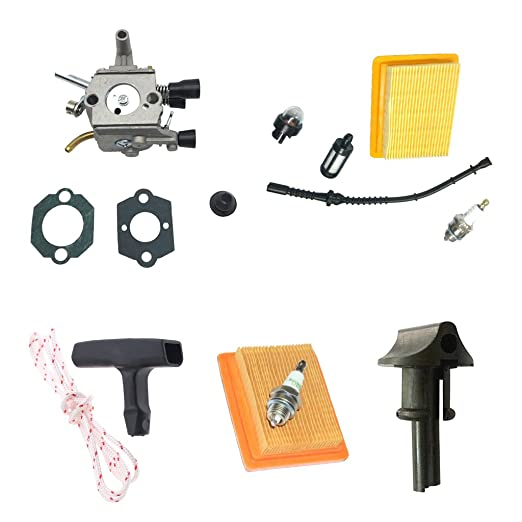 FLAMEER Accesorios para Desbrozadora Carburador Filtro de ...