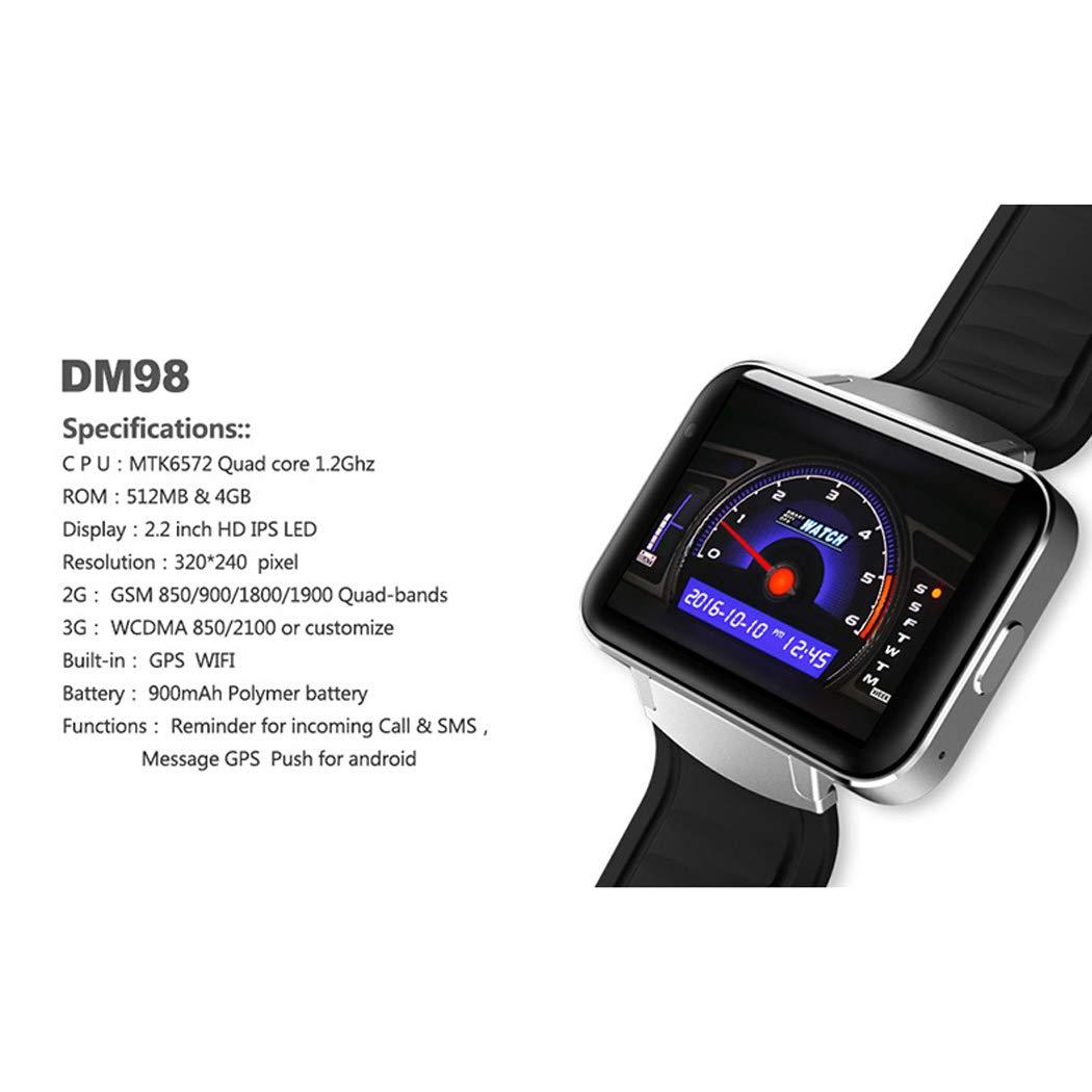 Amazon.com: YWY Bluetooth Smart Watch Sleep Monitor ...