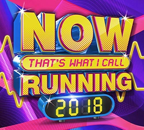 Now That's What I Call Running 2018 / Various