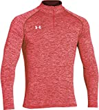 Under Armour Men's Twisted Tech 1/4 Zip (Large, Red)