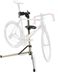 Bikehand Bike Repair Stand - Home Portable Bicycle Mechanics Workstand - for Mountain Bikes and Road Bikes Maintenance 25kg or 50kg