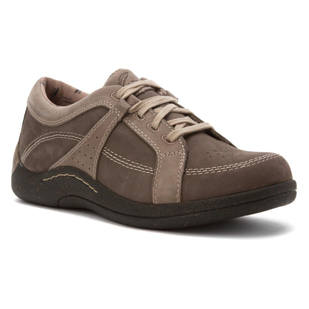 Drew Shoe Women's Genevar Oxfords B0081S16VK 7.5 WW|Grey