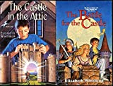 img - for The Castle in the Attic & The Battle for the Castle - 2 Book Set book / textbook / text book