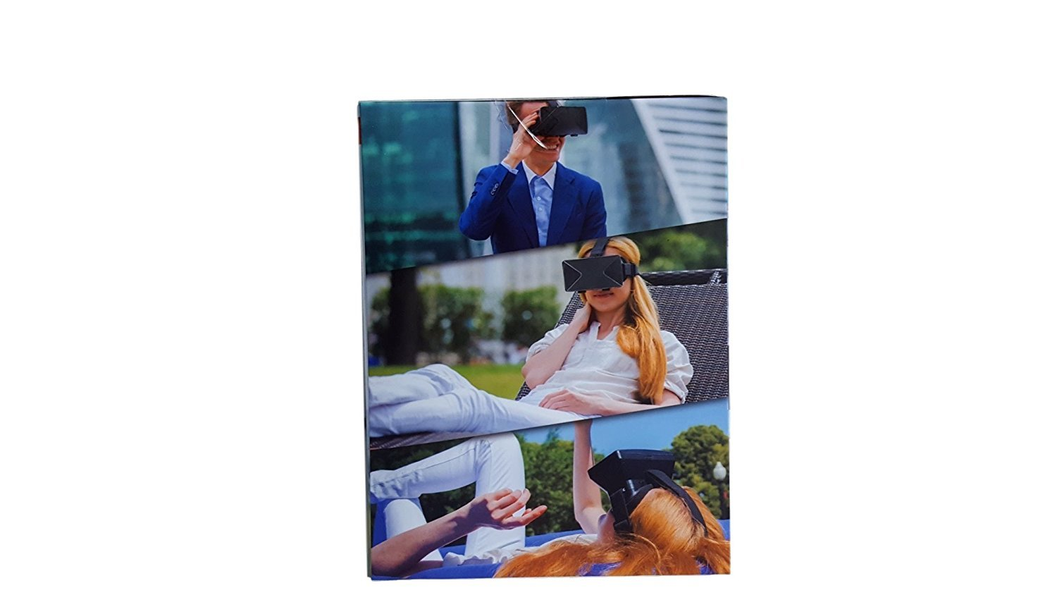 Amazon.com: VR Mask Virtual Reality Viewer for Mobile Phones Glasses Support iPhone Samsung and Other 3.5-6 Inch Smart Phones(Black): Toys & Games