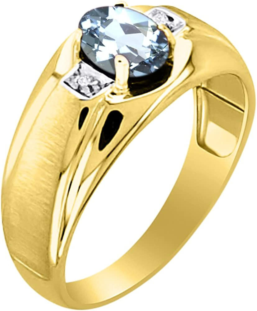 Birthstone Ring Sterling Silver or Yellow Gold Plated Silver Smoky Quartz /& Diamond Ring