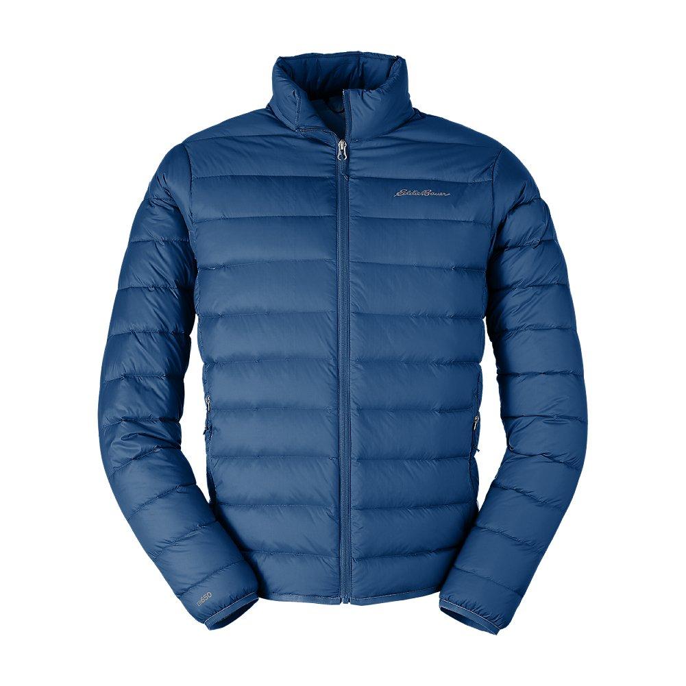 Eddie Bauer Men's CirrusLite Down Jacket, True Blue Regular M