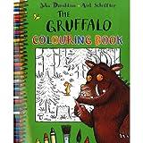 The Gruffalo Colouring Book Spl
