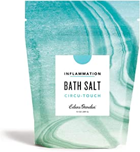 Edens Garden Inflammation Mineral Bath Salt (Made with Essential Oils, Epsom, and Celtic Sea Salt - Great for Detox, Sleep, Immunity, Relaxation, Pain), 10 oz
