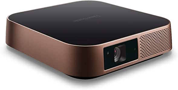 Viewsonic M2 Full HD 1080p Smart Portable LED Projector with Harman Kardon Speakers
