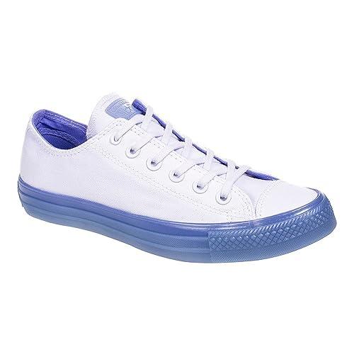 Converse All Star Zapatillas Dainty Ox Blancas con Suela Twilight Pulse: Amazon.es: Zapatos y complementos