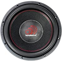 Massive Audio Pro Car Sound SummoXL124 Dual 3000-Watt Subwoofer