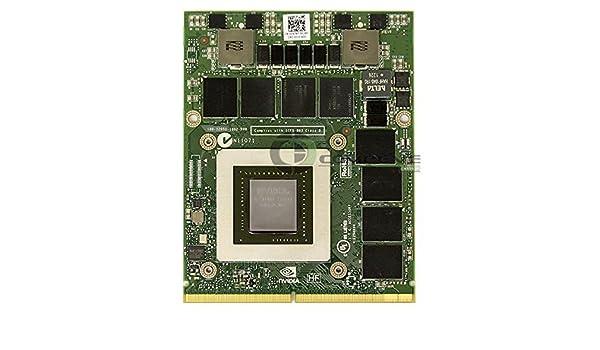 NEW Dell Precision M6800 M6700 Nvidia Quadro K5000M 4GB Video Card N14E-Q5-A2