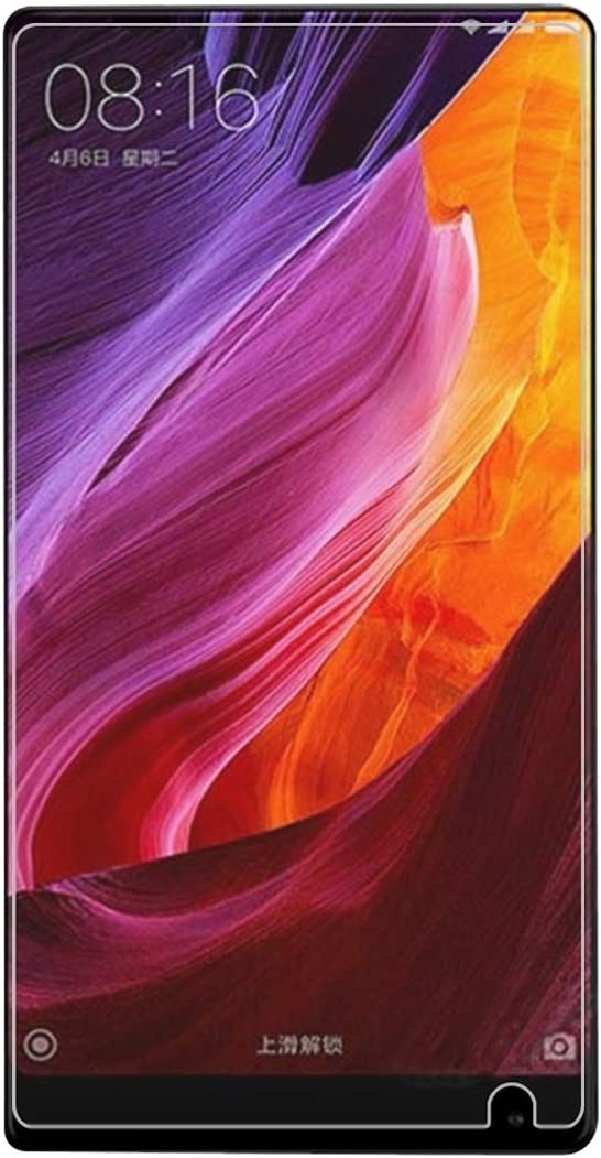 Screen Protector Film 100 PCS for Xiaomi Mi Mix 0.26mm 9H Surface Hardness 2.5D Explosion-Proof Tempered Glass Non-Full Screen Film Tempered Glass Film