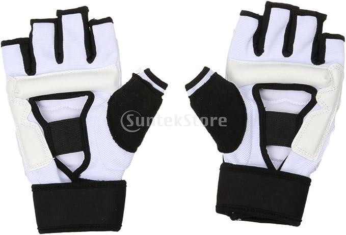 Professionelle Hochwertige Kinder Erwachsen Gepolsterte Halbe-Finger Handschuhe