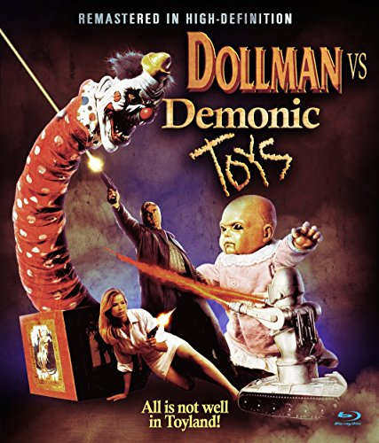 (Dollman Vs Demonic Toys [Blu-ray] )