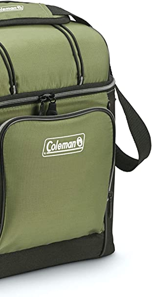 Coleman 30 Can Cooler Green 714547234797 for sale online