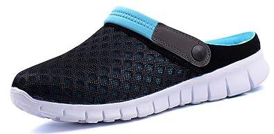 nouvelle arrivée belle couleur site autorisé Eagsouni Chaussures/Sabot de Plage Sport Piscine Sandales D'Été pour homme
