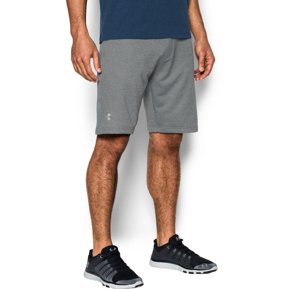 Under Armour UA Tech Terry SM True Gray Heather by Under Armour (Image #1)