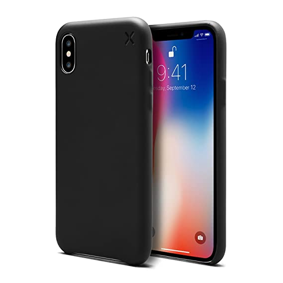 Casetify Essential iPhone Xs Case with Slim Thin Protective Cover with Slim  Non-Slip Matte Finish and Wireless Compatibility for Apple iPhone Xs