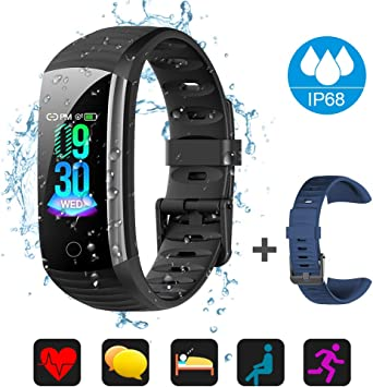 Amazon.com: Fitness Tracker Activity Tracker Watch ...
