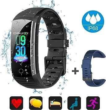 Amazon.com: Fitness Tracker Activity Tracker Watch ...