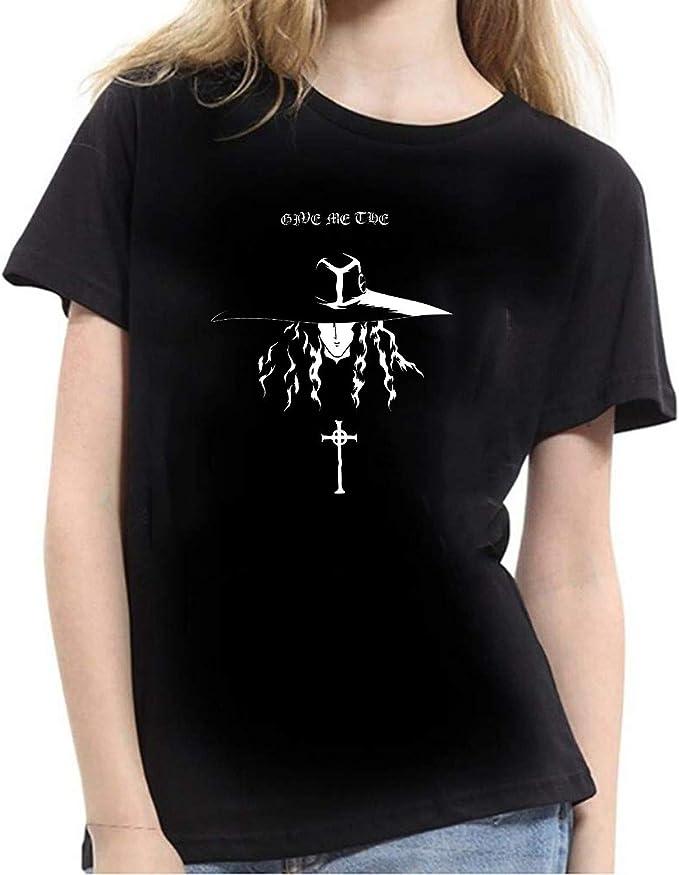 vampire hunter d Mujer Camiseta