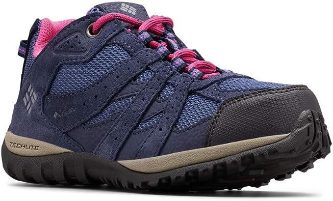 Columbia Youth Redmond Waterproof Zapatillas de Senderismo Unisex Adulto