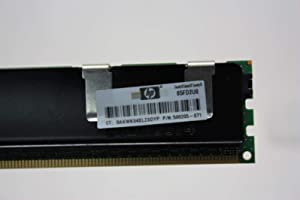 HP Compatible 8GB PC3-10600 DDR3-1333 2Rx4 1.5v ECC Registered RDIMM (HP PN# 500205-071)