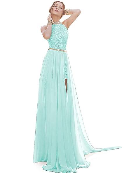Amazon.com: Babyonline Summer Beach Wedding Gowns for Bride 2016 ...