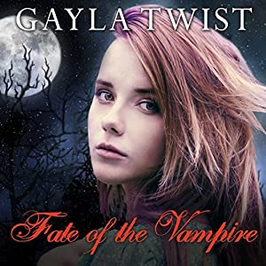 Fate of the Vampire Audiobook