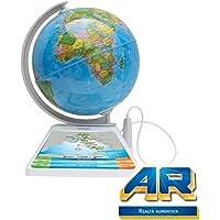 Oregon Scientific SmartGlobe Adventure AR, Mappamondo interattivo con Realtà aumentata SG268R