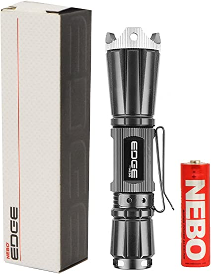 Nebo 5872 90 Lumens Aluminum LED Flashlight with Strobe